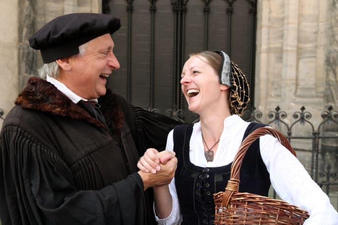 500 år av reformation i Tyskland