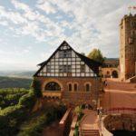 Borgen Wartburg i Eisenach