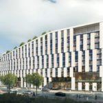 Scandic öppnar ett nytt stort hotell i Frankfurt