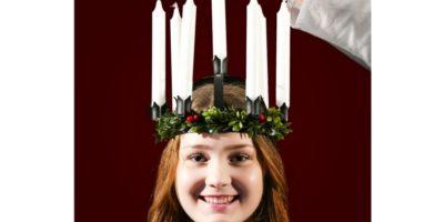Umeå och Örnsköldsvik sprider lucia till Bremen