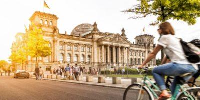 Riksdagshuset i Berlin