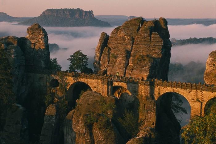 Tysklands fantastiska naturlandskap