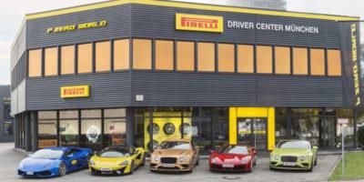 Pirelli öppnar butiken P Zero World i München